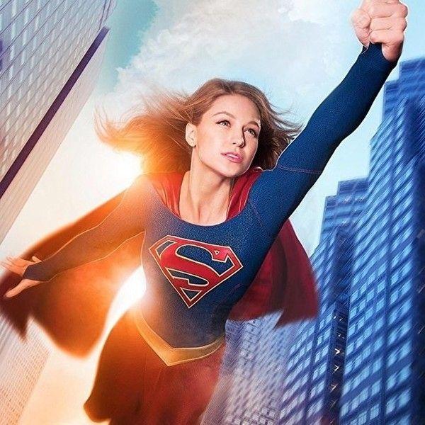 Melissa Benoist gives fans first look at Supergirls