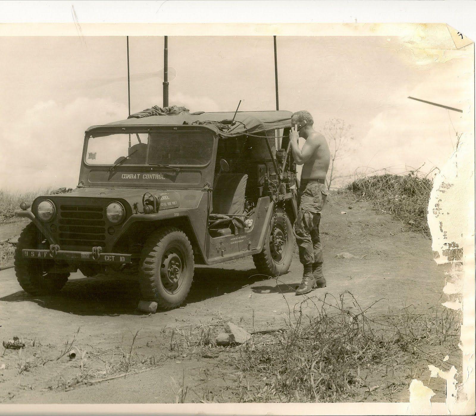M151A1 CCT Jeep with MRC108 Radio restoration for Natl