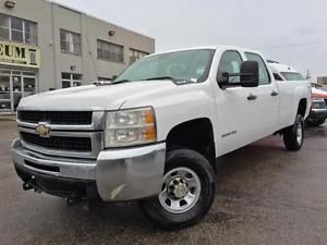 2007 Chevrolet Silverado 3500hd Wt 4x4 Long Box New Tires With Images Chevrolet Silverado New Tyres Silverado