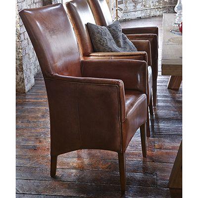The Salisbury Armchair - Oak Armchairs and Living Room Chairs