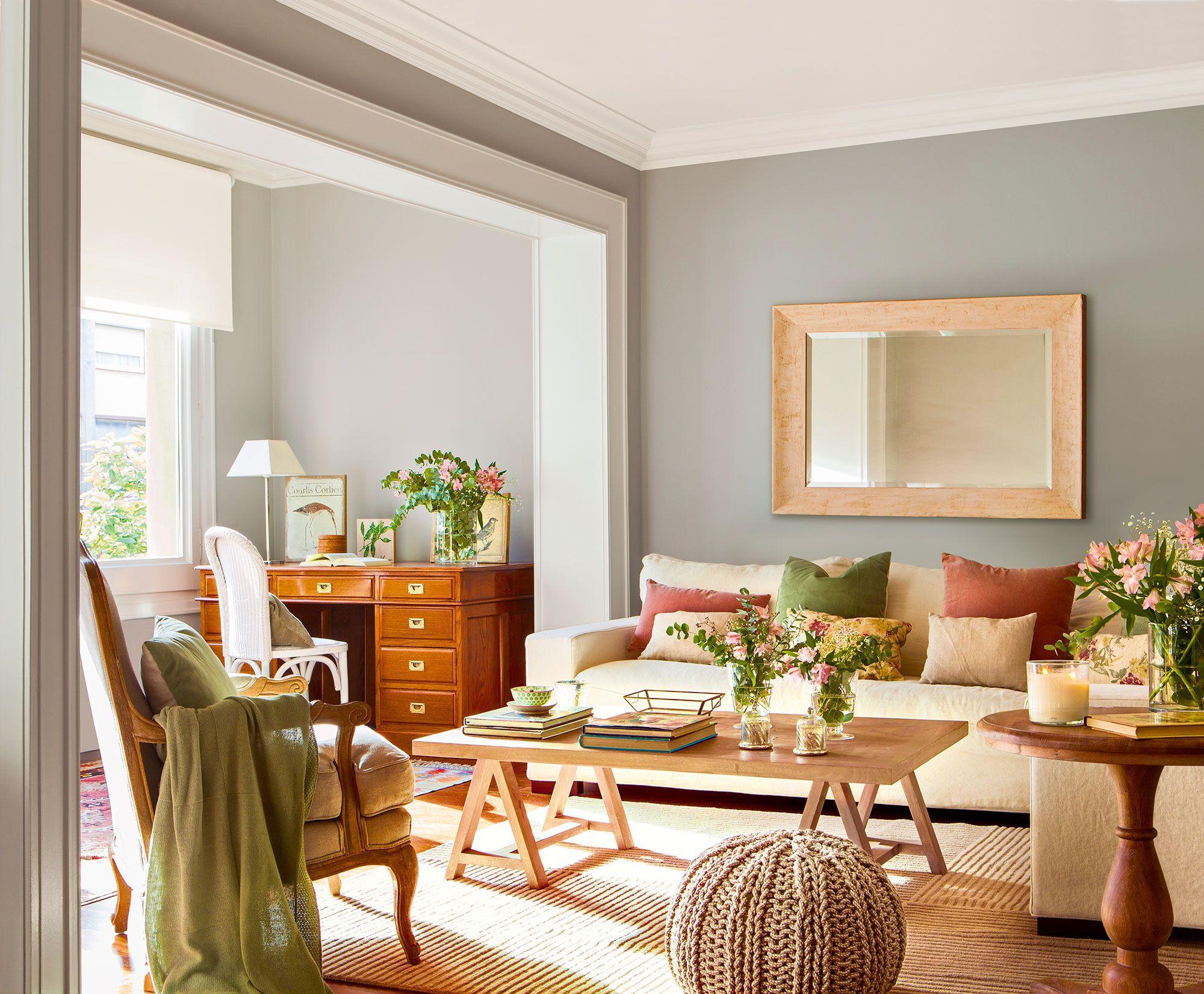 Mix match la mezcla es tendencia en decoraci n creaciones para el hogar pinterest - Pinterest decoracion hogar ...