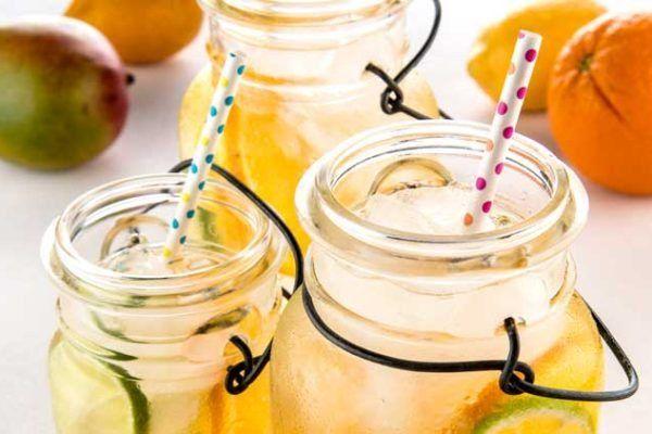 Skin Firming Citrus Boost Water