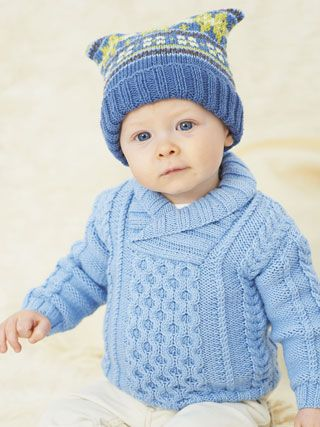 From The Eighth Little Sublime Hand Knit Book   tejidos para niños ...