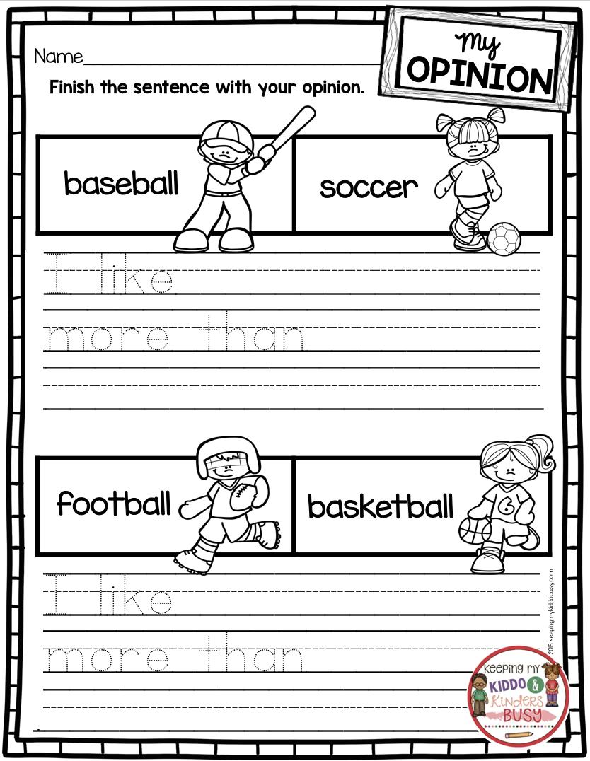 Kindergarten Writing Panosundaki Pin [ 1076 x 834 Pixel ]