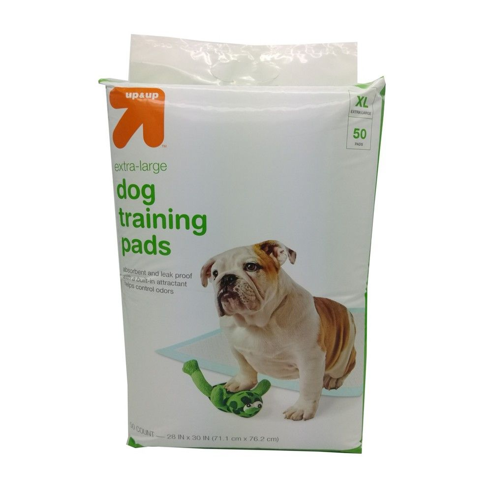 Puppy And Adult Dog Training Pads Xl 28 X 30 50ct Up Up