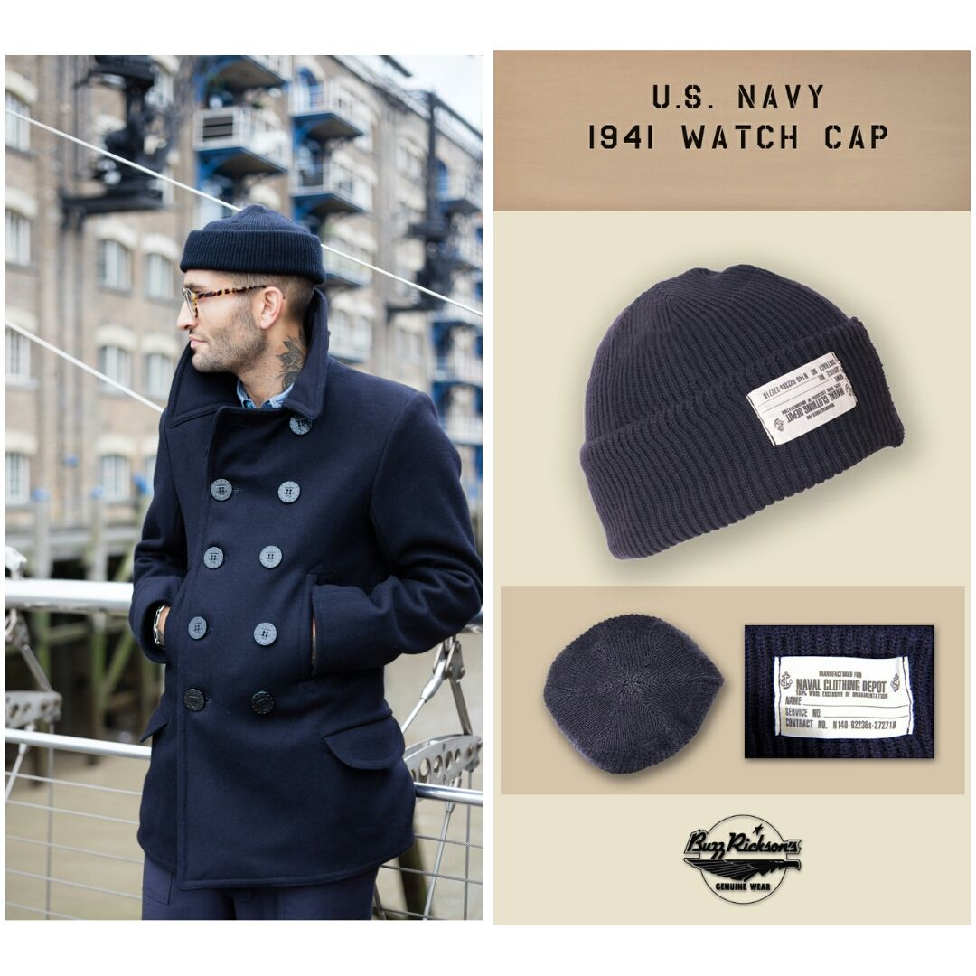 5f533dd5cf6 It s getting colder guys get your self a US navy watch cap and keep warm  and look dapper  streetwear  mensfashion  menstyle  blackpelicianapparel ...