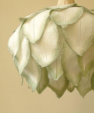 :::: sachie muramatsu :::: paper flower light