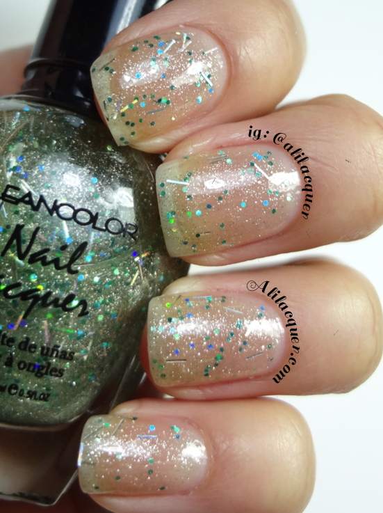 Starry-meteor-klean-color | Nail Polish swatches | Pinterest | Swatch