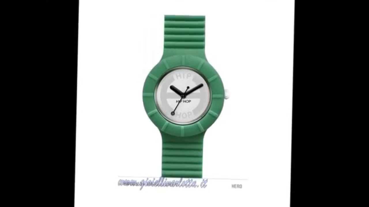 Hip hop orologio verde smeraldo hero hwu0352 emerald green