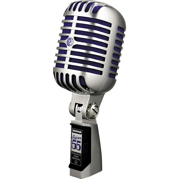 Shure SUPER 55 Mikrofon Studio 60 - 17000 Hz verkabelt Super