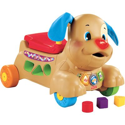 Fisher Price Dog Walker Toy Fisher Price Laugh And Learn Stride