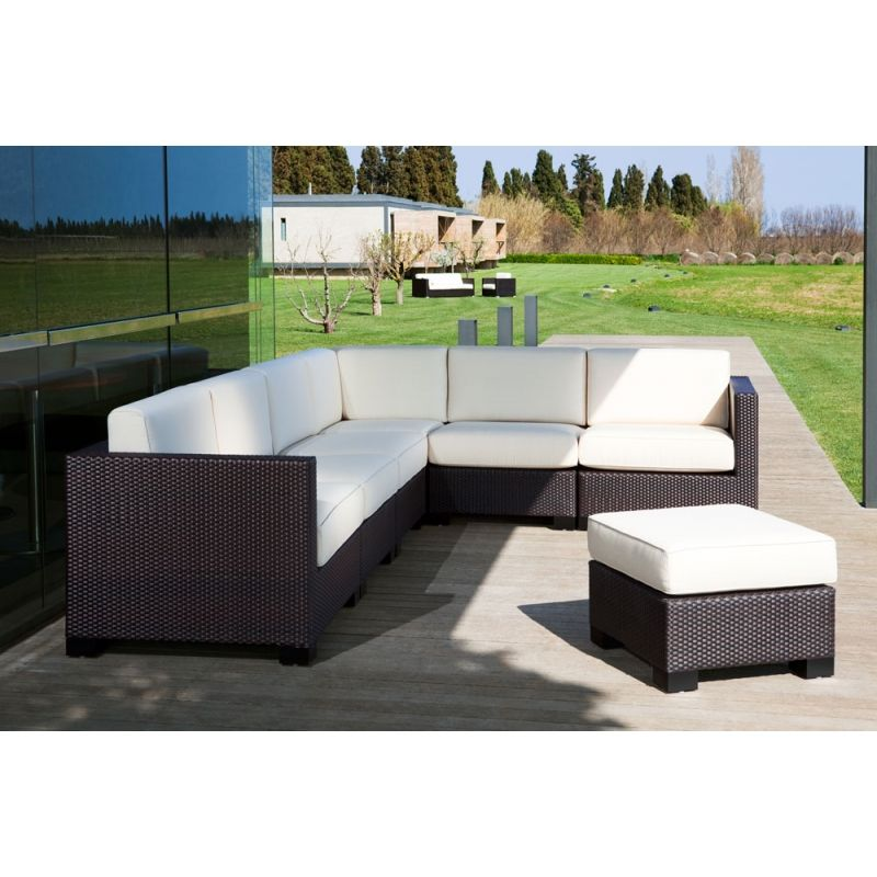 Eckmodul Golf • Terrassenmöbel, Gartenmöbel, Loungemöbel