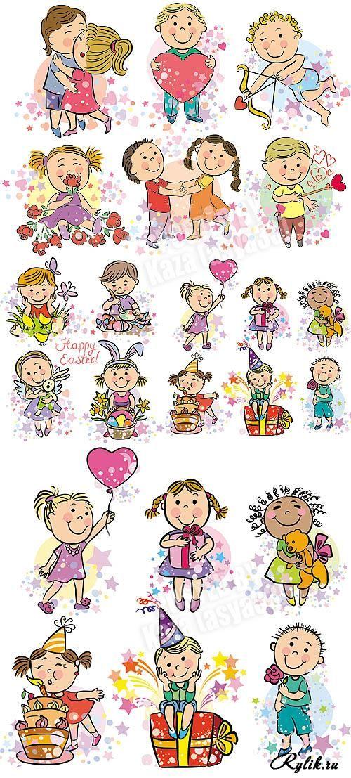 картинки рисунки дети