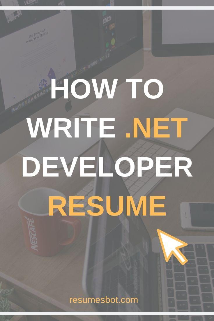 Developer resume samples templates pdfword 2019