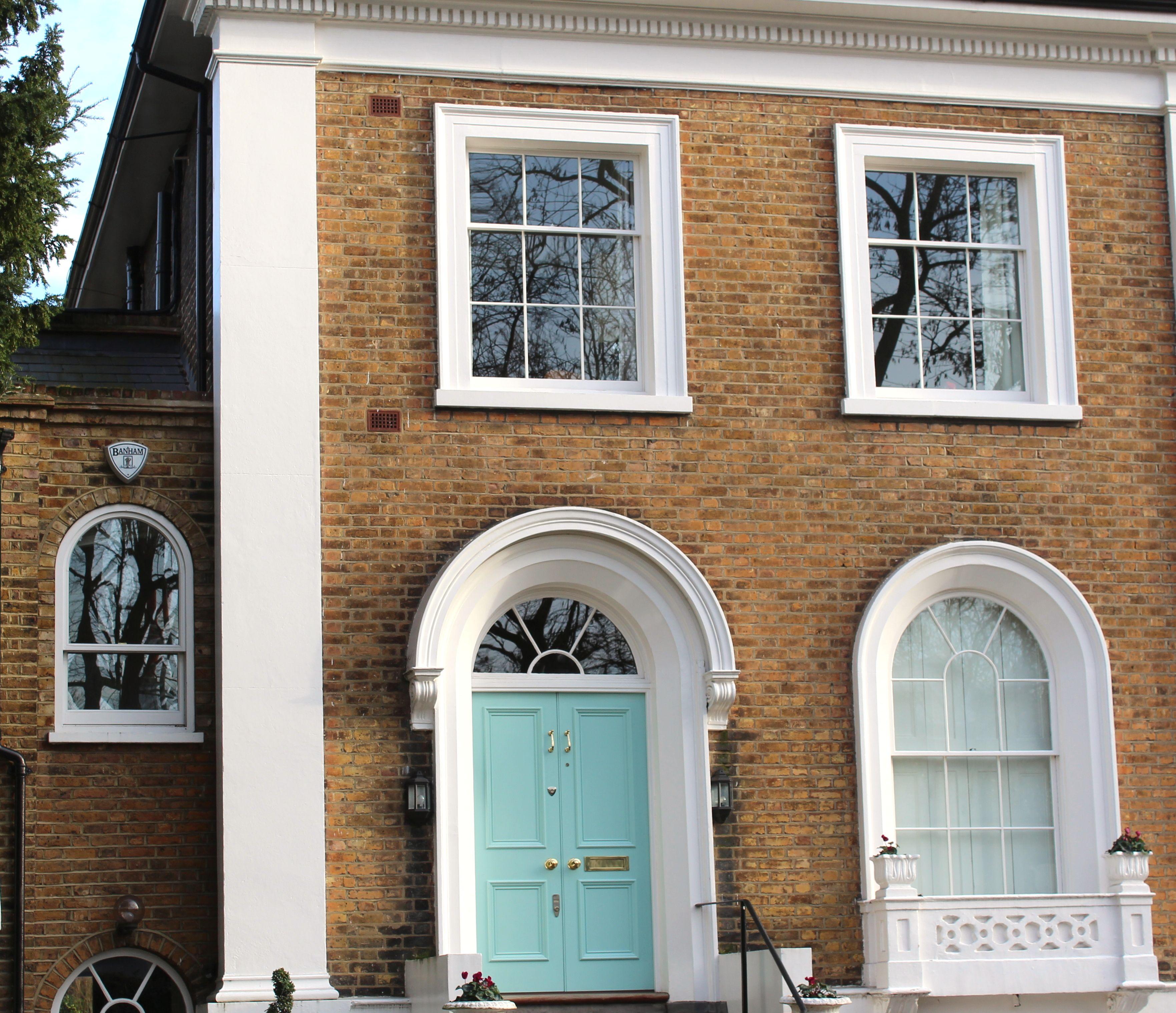 Beautiful Georgian House With Sash Windows Haus Pinterest - Beautiful georgian house in london