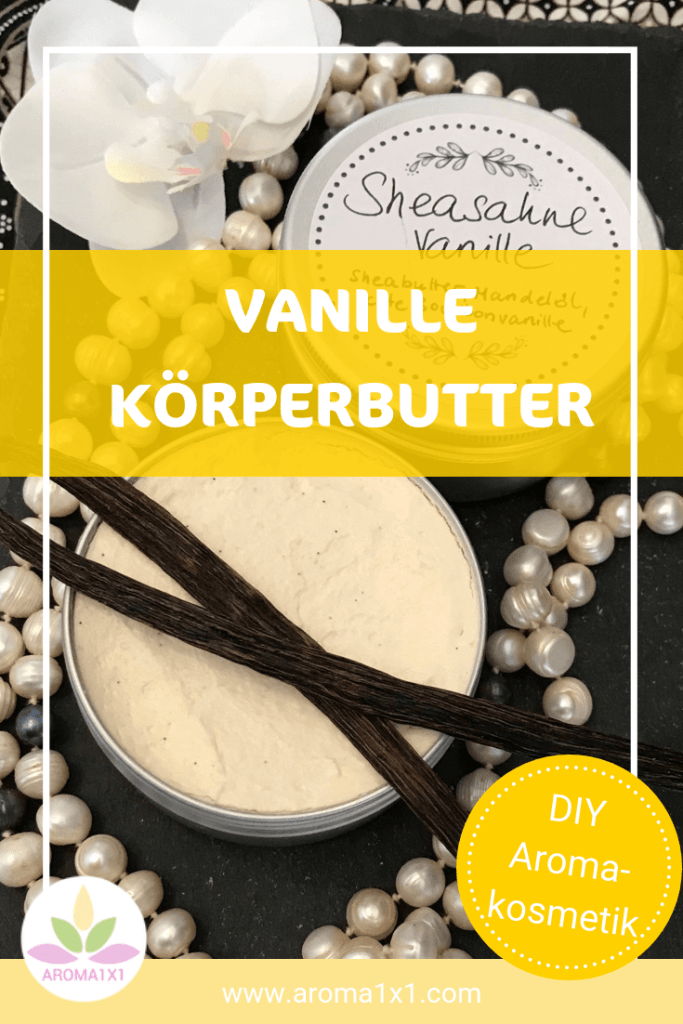 Photo of Make fragrant body butter with bourbon vanilla yourself AR …