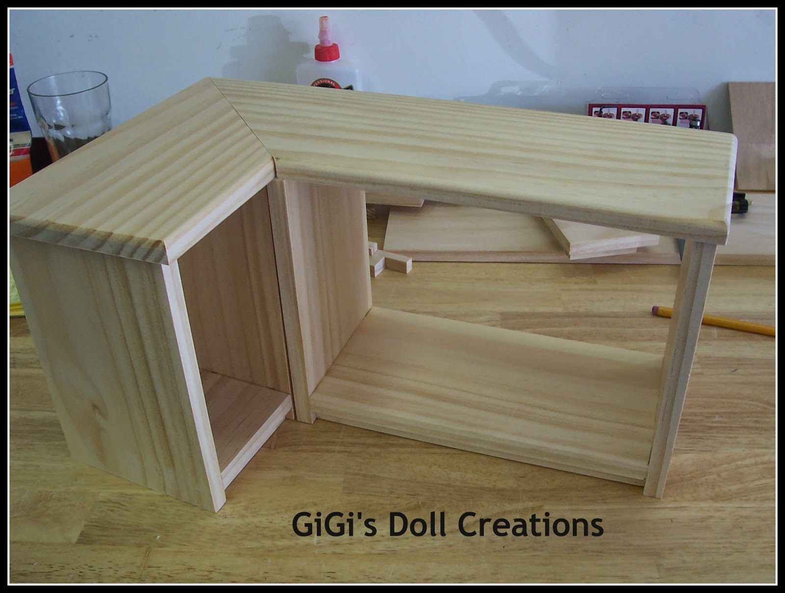GiGi's Doll and Craft Creations: American Girl Doll Kitchen and ...