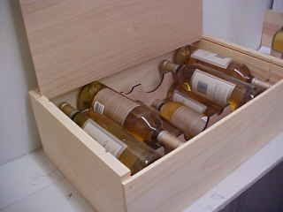 Wooden Box 12 Bottle Slide Top Poole Sons Inc Wood Wine Box Wine Box Custom Bottles