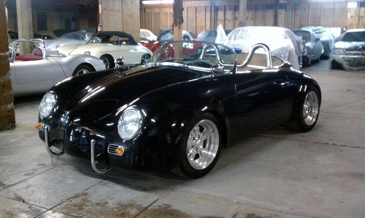 356 Wide Body Speedster Mechanics Porsche Porsche 356