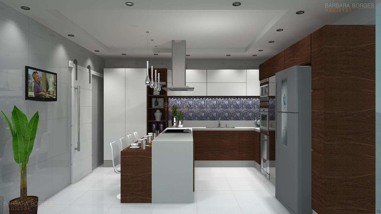 Projetos de Cozinhas Planejadas, Grandes e Pequenas, Cozinhas Americana, Cozinhas Modernas, Casas e Apartamentos, Reforma de Cozinhas, Móveis para Cozinha