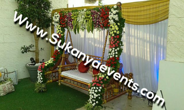 Dohale Jevan Decoration And Baby Shower Decoration ...