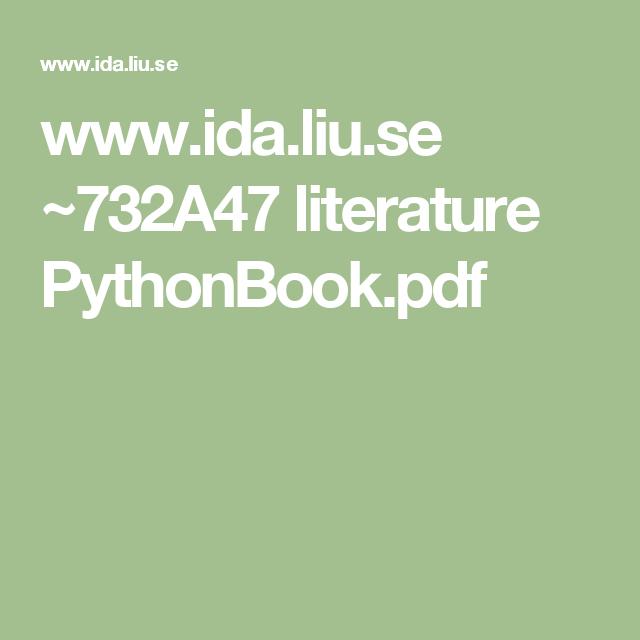 Learning to Program Using Python_book pdf | Python books