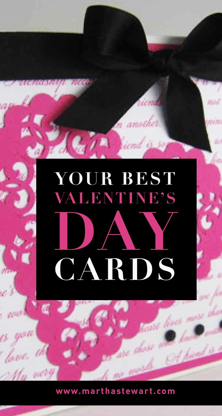 Your Best Valentines Day Cards – Martha Stewart Valentines Day Cards