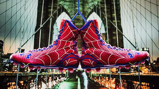 Under Armour Teams Up with Comic Book Superheroes 1
