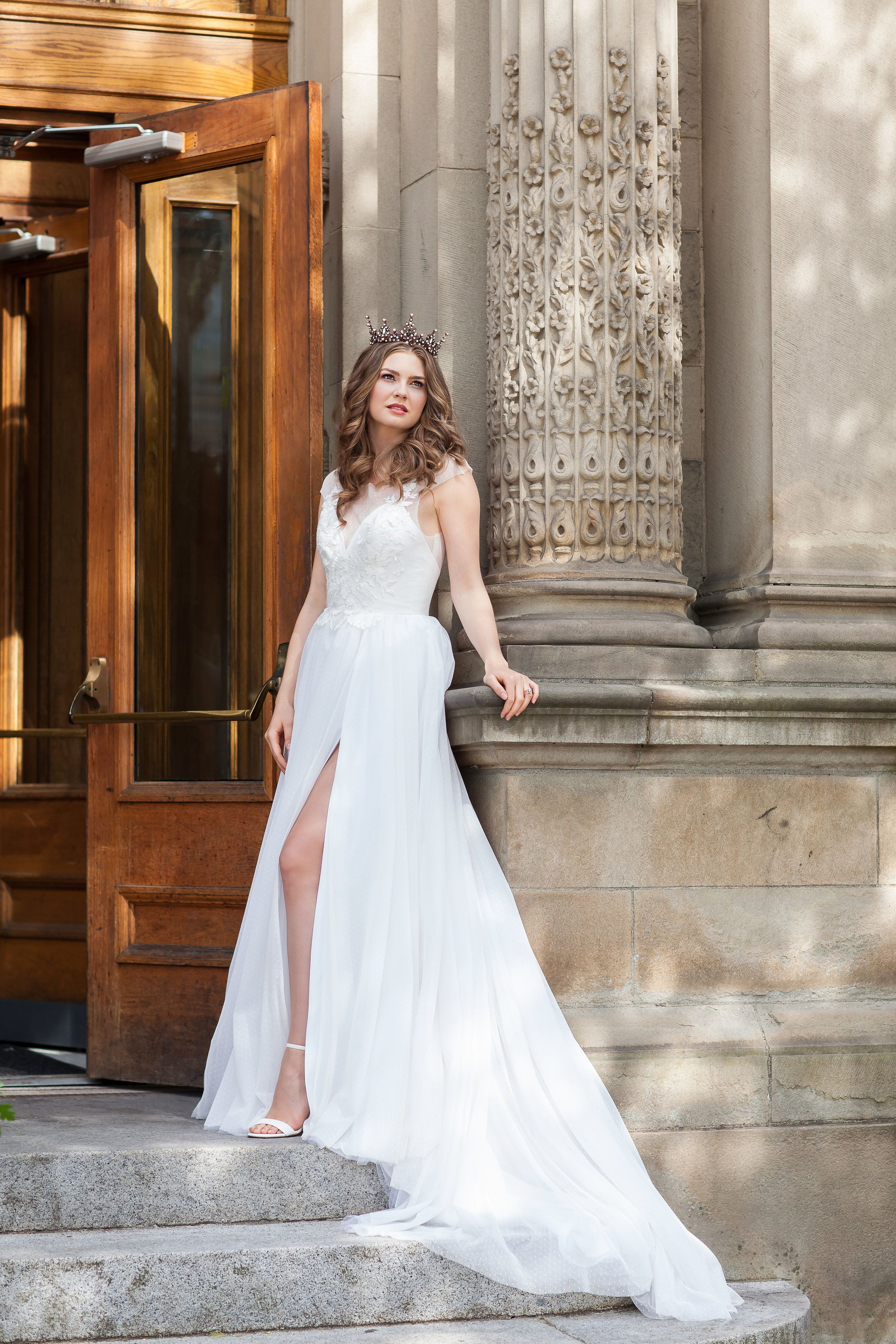Signature 2018 | Lillie | Kathryn Bass Bridal Made to Order Wedding ...
