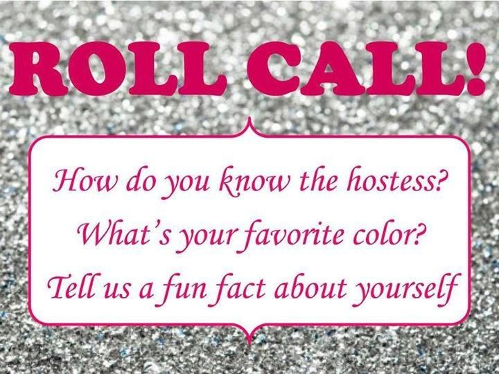 Roll Call In 2019 Facebook Party Color Street Colorful