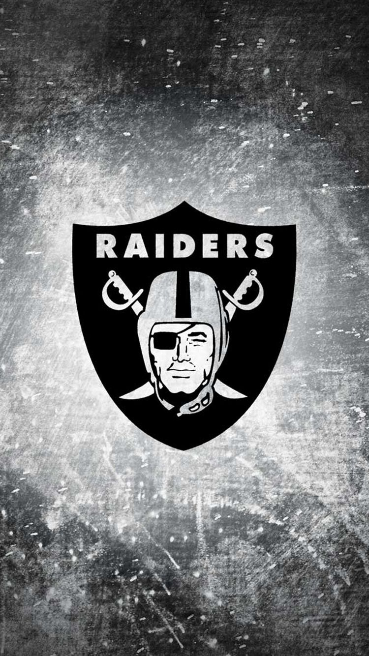 Nfl Wallpapers for iPhone 6 Plus Raiders wallpaper