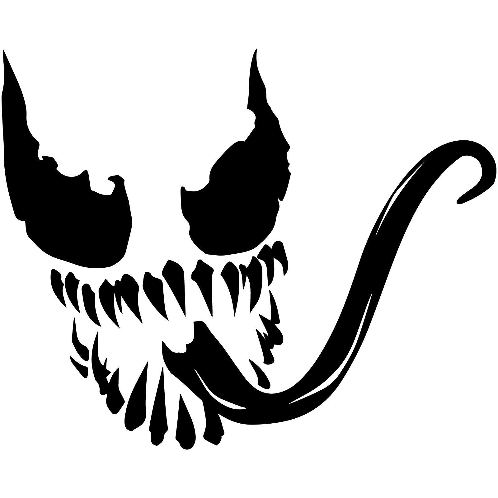 Venom Decal Superhero Decal Vinyl Sticker Comic Book Decal Car Truck Laptop Yeti Tumbler Wall Window Decor Nature Decal Vinyl Decal Stickers Butterfly Decal [ 1393 x 1699 Pixel ]