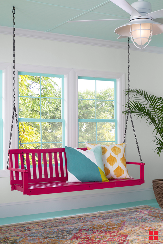 Rust Oleum Spray Paint Inspiration Porch Swing Home