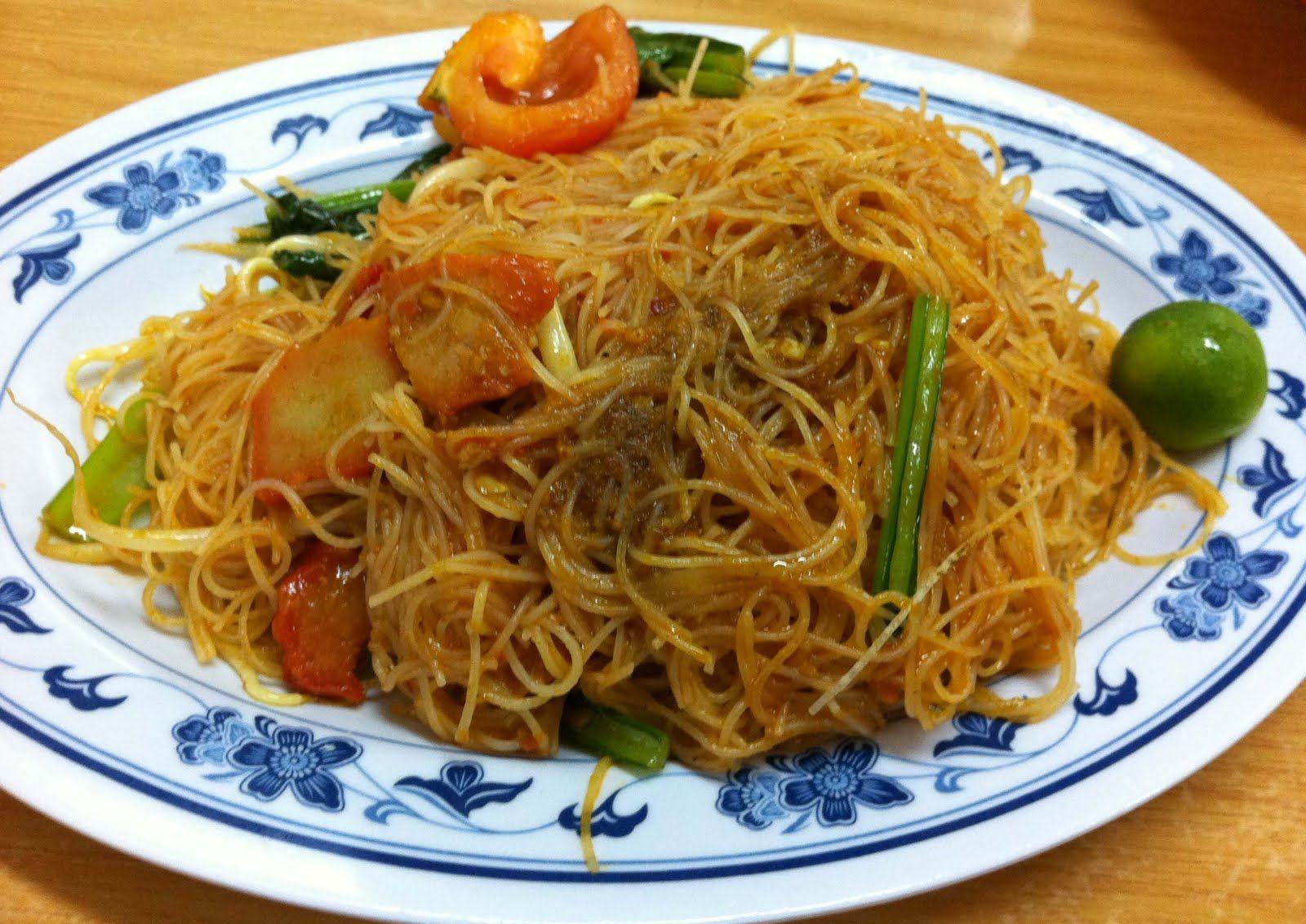 Vegeterian Foods | Sunny's Vegetarian Foodhunt: Ru Lai Zhai Vegetarian Food