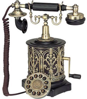Antique Phone Telefonos Antikes Telefon Altes Telefon Und