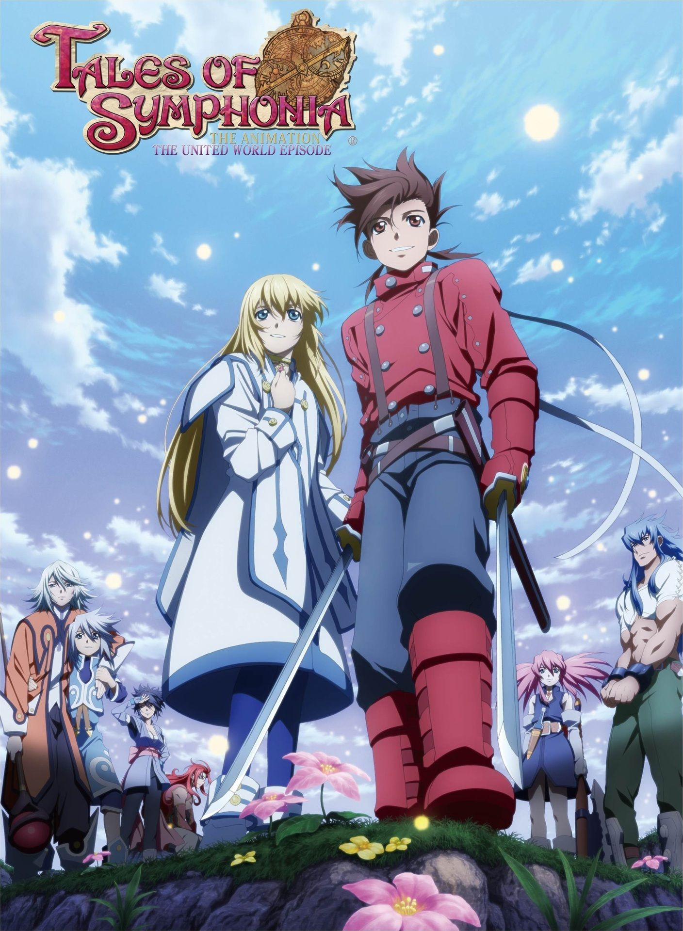 Tales of Symphonia Anime, Tales