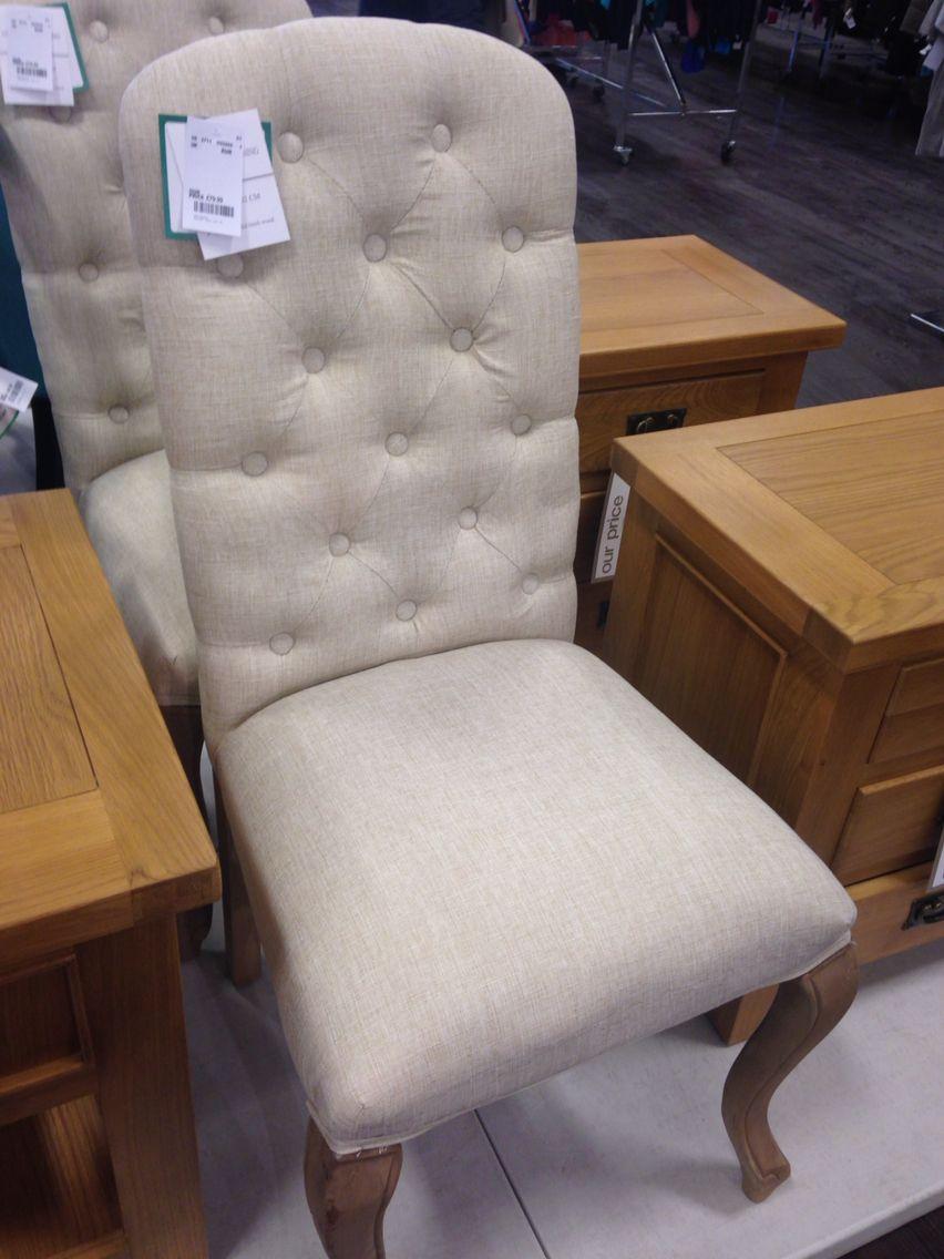 Chair TK Maxx