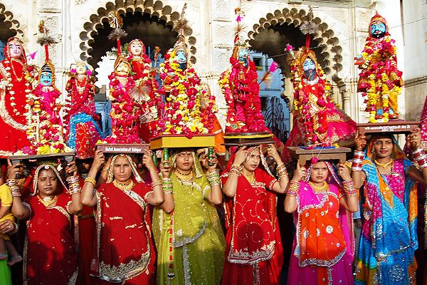 important festivals of indian states