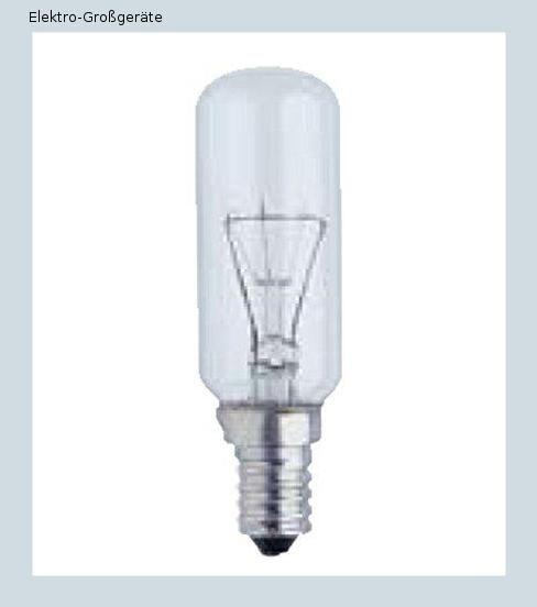 40Watt Lampe Gl/ühbirne f/ür Bauknecht Dunstabzug