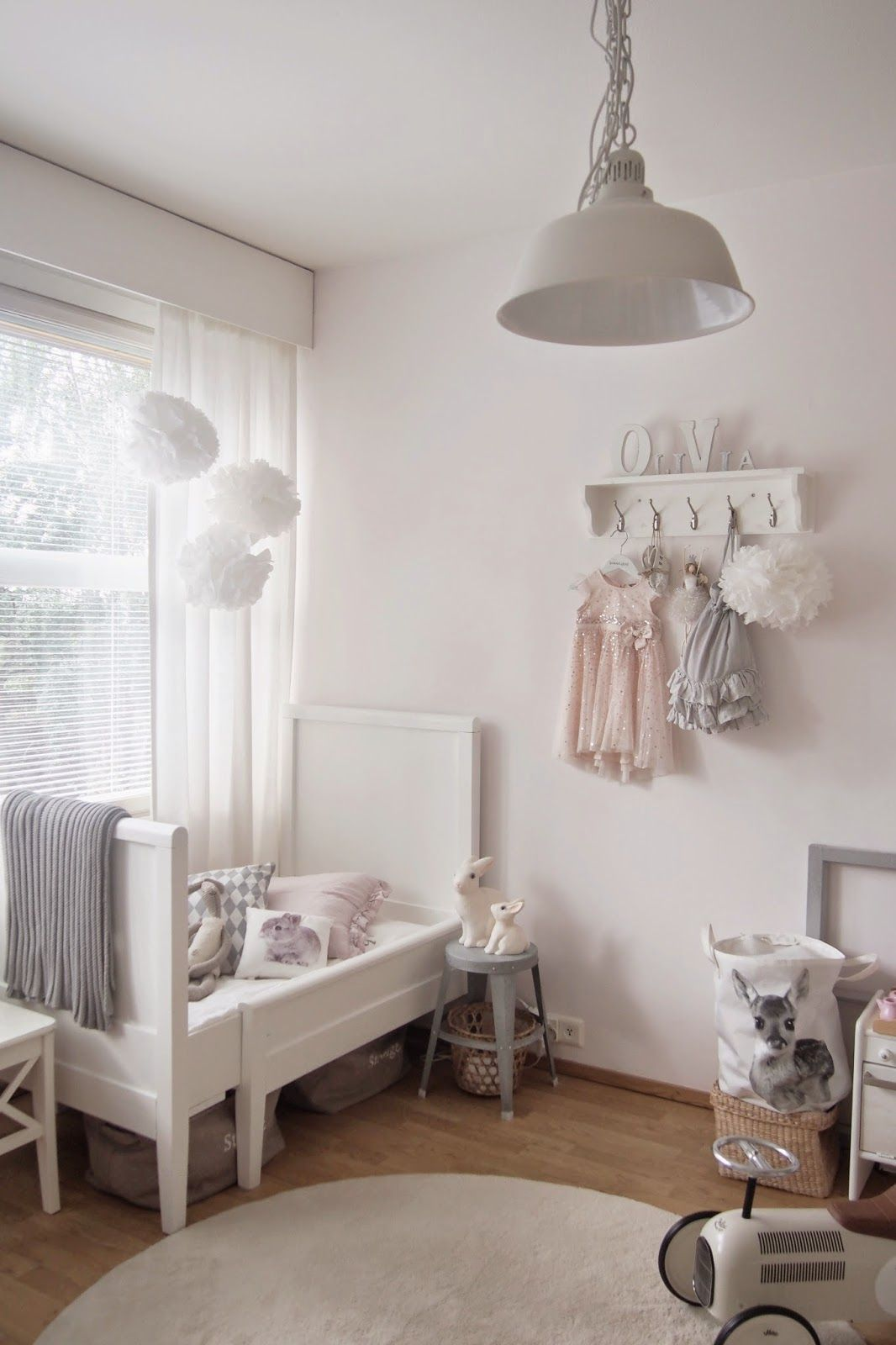 12 Gorgeous Scandinavian Nurseries Kids Bedroom Decor Girl Room Kids Interior