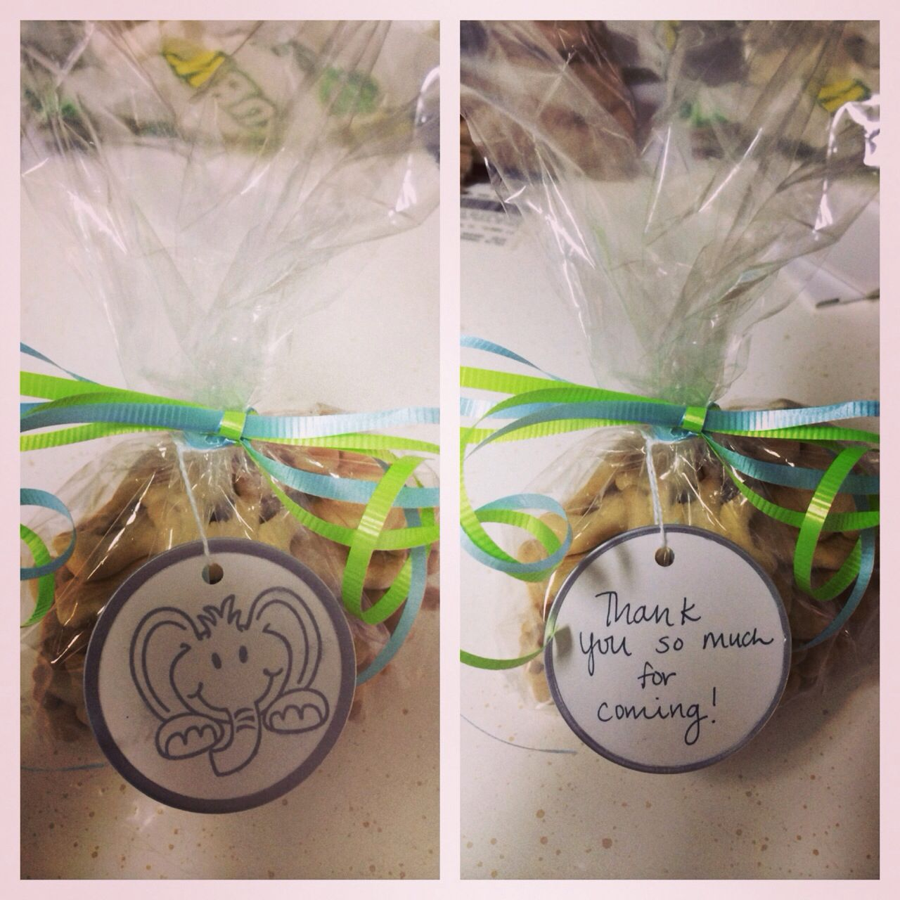 homemade baby shower favors for the future grandbabies pinterest