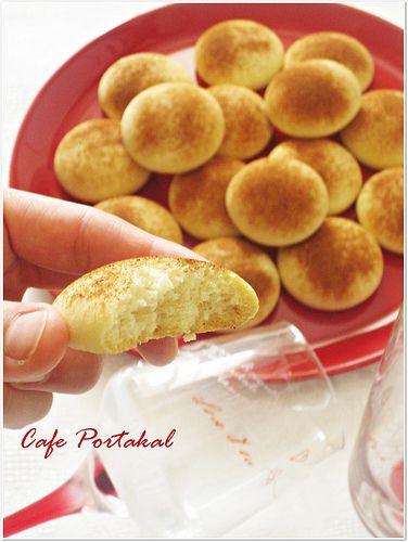 CAFE PORTAKAL: Kurabiyeler #kuchenkekse