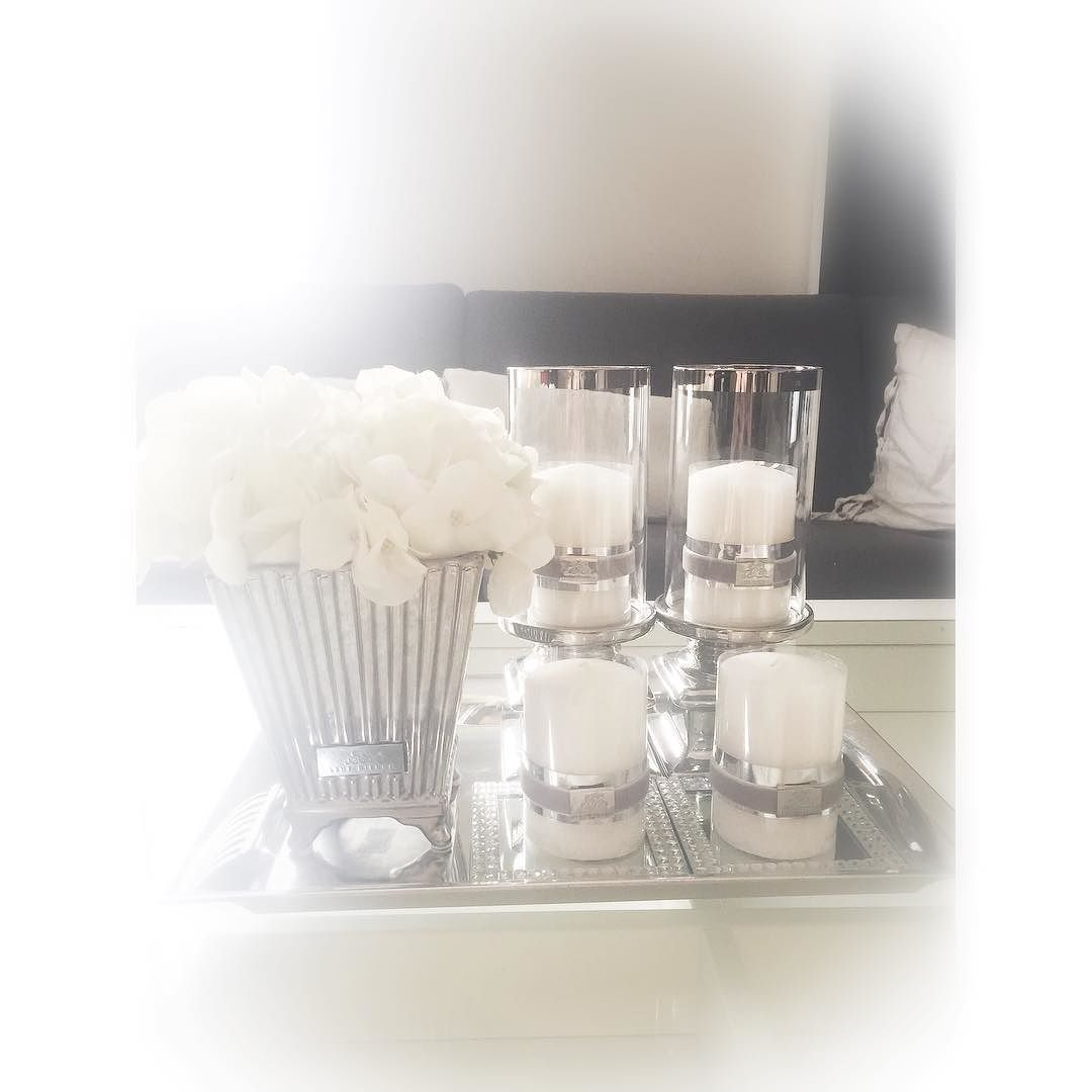 Livingroom  #livingroom #interior #interiors #interiordecor #interiordesign #interiordecorating #vårtlillehjem #home #homesweethome #homedesign #lenebjerre #glam #whiteandsilver #interior4all #interior123 #details #myhome #flowers #godkveld by mammatilliana http://discoverdmci.com
