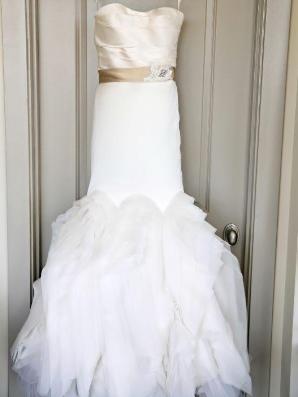 Vera Wang Ethel Wedding Dress | Vera wang ethel | Pinterest ...