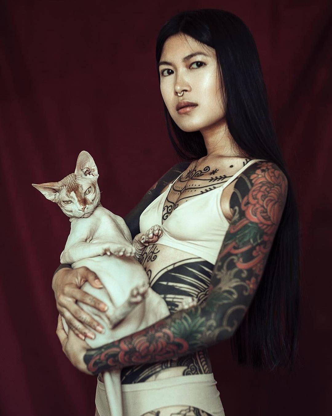 Новости Тату якудза, Традиционные японские татуировки