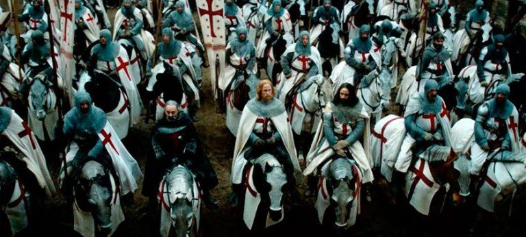 Las Otras órdenes Militares Cristianas Caminando Por La Historia Militar Templarios Cristianos