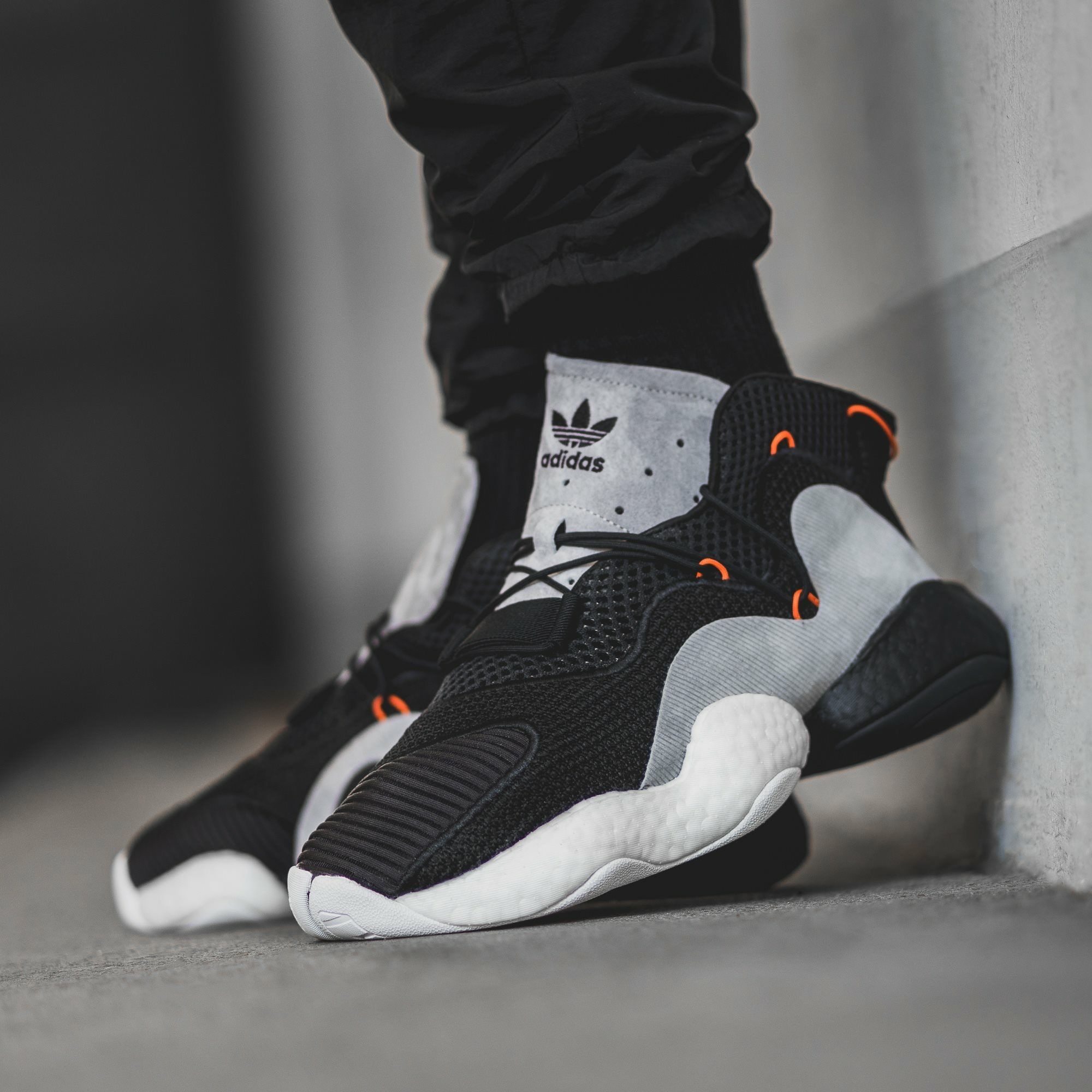 adidas Crazy BYW LVL 1   Sneakers  adidas Crazy in 2019   Pinterest ... da22888d7be