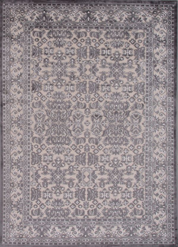 Fables Regal Fb98 Light Gray Plum Kitten By Jaipur Rugs Inc The 7x9 Is