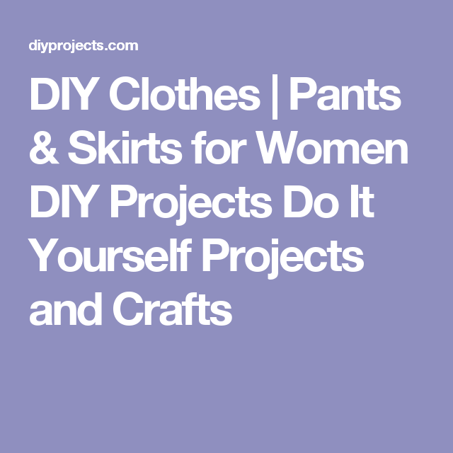 Diy clothes pants skirts for women diy projects do it yourself 11 diy photography equipment hacks diy projects do it yourself projects and crafts solutioingenieria Gallery