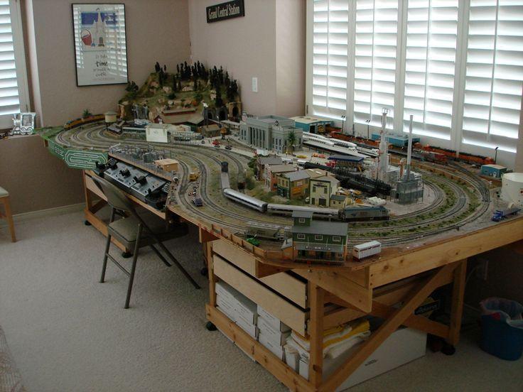 Making a Model Railroad | Model Train Accessories News | Pinterest | Model train & Making a Model Railroad | Model Train Accessories News | Pinterest ...